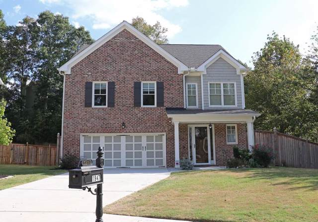1947 Preston Park Place, Decatur, GA 30032 (MLS #6670650) :: North Atlanta Home Team