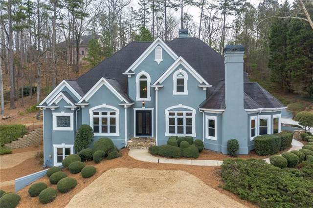 4520 River Mansions Trace, Berkeley Lake, GA 30096 (MLS #6670677) :: North Atlanta Home Team