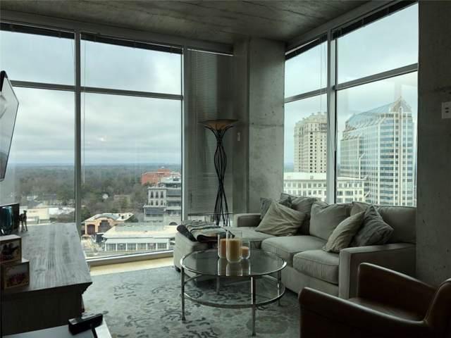 250 Pharr Road NE #1408, Atlanta, GA 30305 (MLS #6670678) :: Path & Post Real Estate
