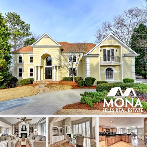 8320 Sentinae Chase Drive, Roswell, GA 30076 (MLS #6670686) :: Kennesaw Life Real Estate