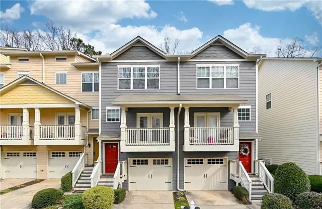 1429 Liberty Parkway NW, Atlanta, GA 30318 (MLS #6670690) :: Charlie Ballard Real Estate
