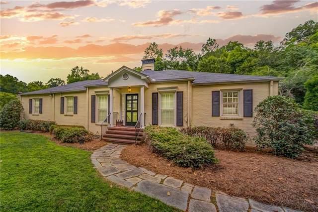 520 Mountain Way NE, Atlanta, GA 30342 (MLS #6670693) :: Oliver & Associates Realty