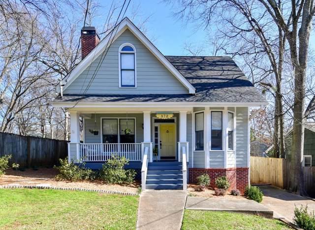 872 Marion Avenue SE, Atlanta, GA 30312 (MLS #6670707) :: The Justin Landis Group
