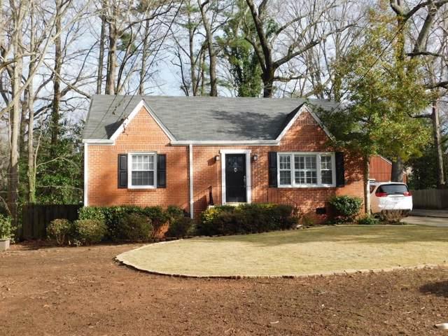 1164 Walker Drive, Decatur, GA 30030 (MLS #6670723) :: John Foster - Your Community Realtor