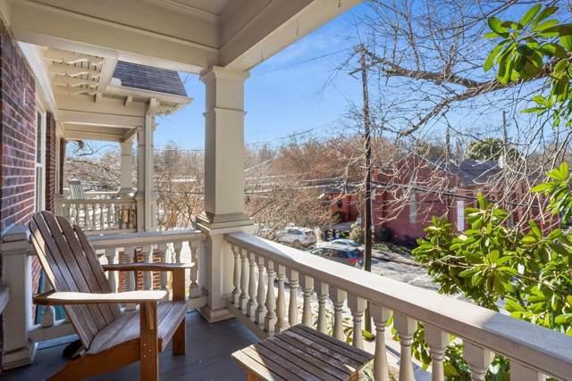1071 N Highland Avenue NE #8, Atlanta, GA 30306 (MLS #6670729) :: Community & Council