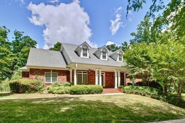 140 Wesleyan Way, Oxford, GA 30054 (MLS #6670732) :: Charlie Ballard Real Estate