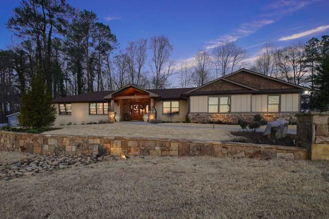 824 Mars Hill Road NW, Kennesaw, GA 30152 (MLS #6670745) :: The Realty Queen Team