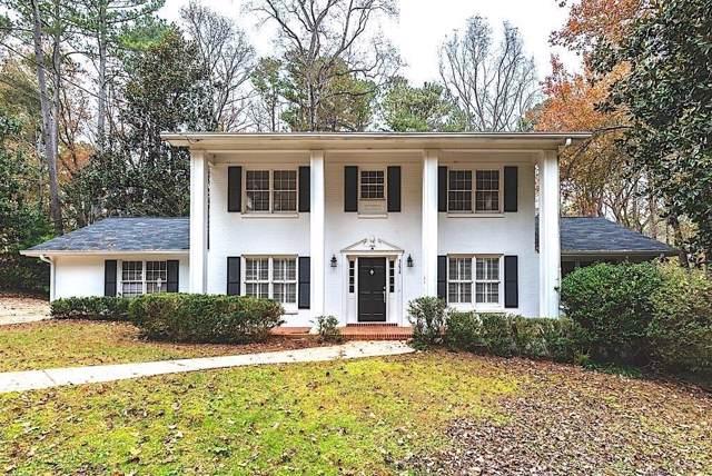 5258 Oxbow Road, Stone Mountain, GA 30087 (MLS #6670746) :: RE/MAX Paramount Properties