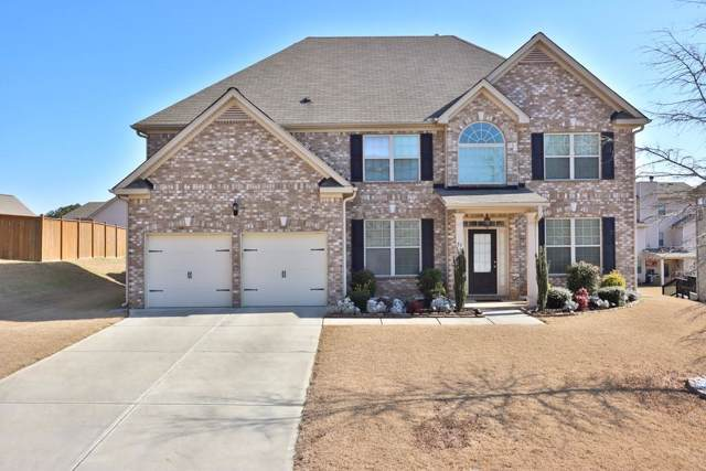 57 Denton Court, Acworth, GA 30101 (MLS #6670748) :: Kennesaw Life Real Estate