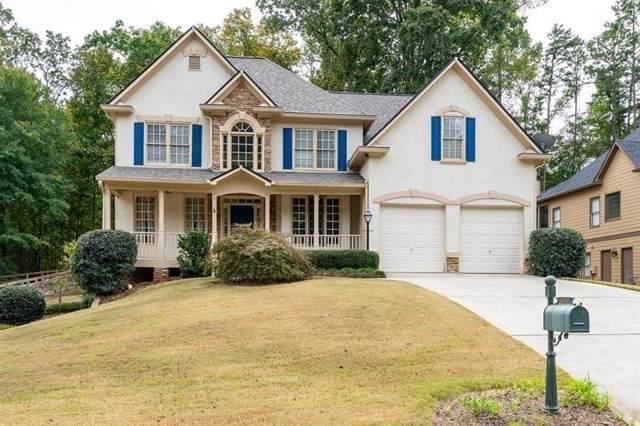 5527 Clipper Bay Drive, Powder Springs, GA 30127 (MLS #6670753) :: Kennesaw Life Real Estate