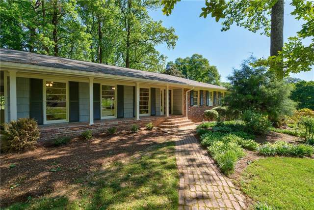 2582 Woodwardia Road NE, Atlanta, GA 30345 (MLS #6670756) :: The Zac Team @ RE/MAX Metro Atlanta