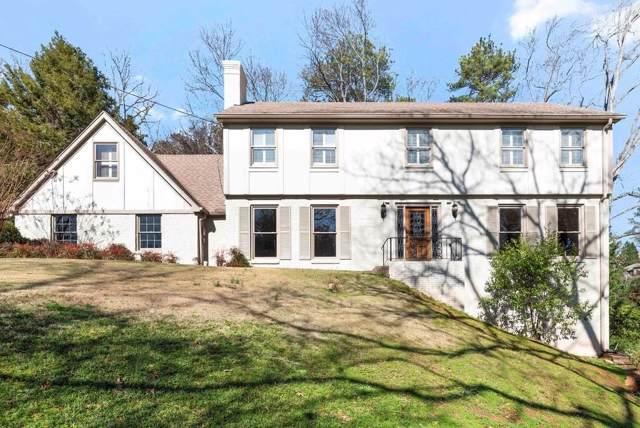 595 Chestnut Hall Lane, Atlanta, GA 30327 (MLS #6670758) :: The Hinsons - Mike Hinson & Harriet Hinson