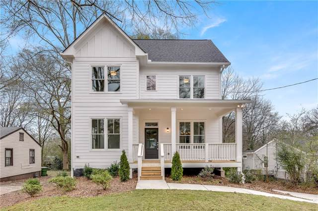 824 Flat Shoals Way SE, Atlanta, GA 30316 (MLS #6670764) :: The Justin Landis Group