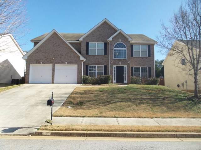 710 Buckingham Terrace, Fairburn, GA 30213 (MLS #6670771) :: The Butler/Swayne Team