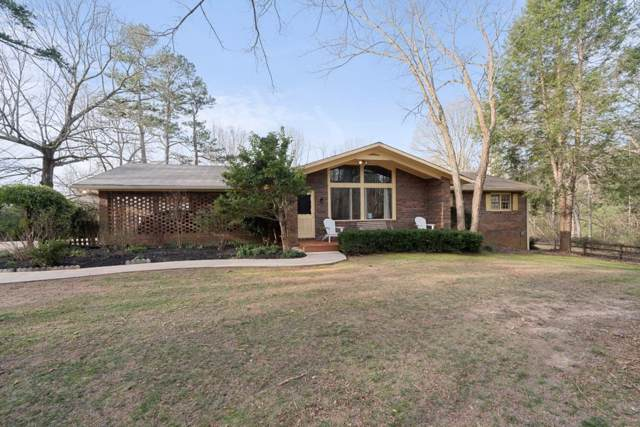 2142 Frank Bruce Road, Dawsonville, GA 30534 (MLS #6670780) :: Path & Post Real Estate