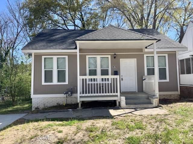 970 Joseph E Boone Boulevard, Atlanta, GA 30314 (MLS #6670782) :: KELLY+CO