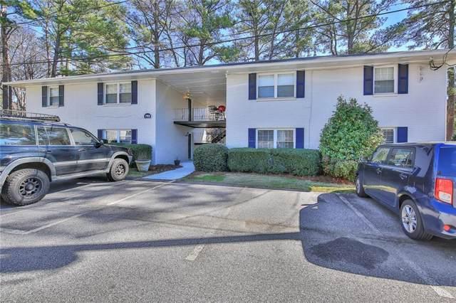 793 Jordan Lane #2, Decatur, GA 30033 (MLS #6670789) :: RE/MAX Prestige