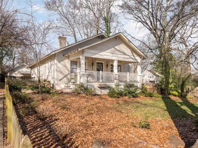 203 4th Avenue, Decatur, GA 30030 (MLS #6670794) :: Path & Post Real Estate