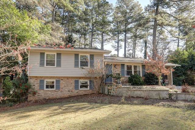 2763 Pioneer Court, Chamblee, GA 30341 (MLS #6670821) :: RE/MAX Paramount Properties