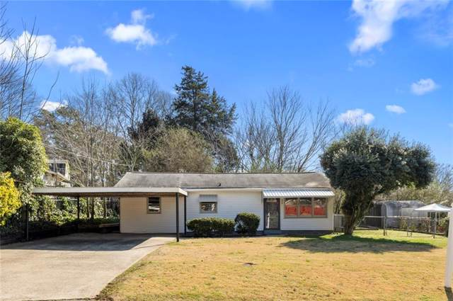 444 Floyd Street, Smyrna, GA 30082 (MLS #6670824) :: North Atlanta Home Team