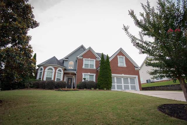 7150 Crestview Drive SE, Covington, GA 30014 (MLS #6670841) :: Charlie Ballard Real Estate
