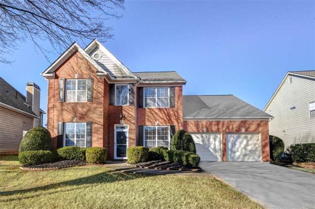 6065 Baywood Drive, Roswell, GA 30076 (MLS #6670844) :: Kennesaw Life Real Estate