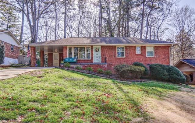 2551 Wilson Woods Drive, Decatur, GA 30033 (MLS #6670847) :: The Hinsons - Mike Hinson & Harriet Hinson