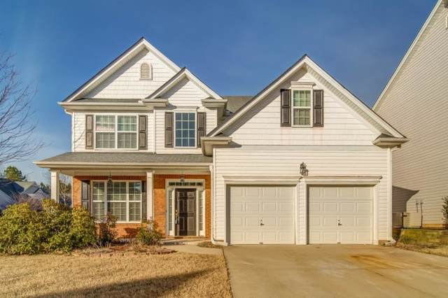 813 Topaz Valley, Canton, GA 30114 (MLS #6670853) :: Kennesaw Life Real Estate