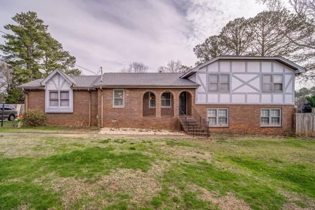95 Rosewood Drive, Fayetteville, GA 30214 (MLS #6670855) :: North Atlanta Home Team