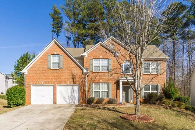 5605 Grammercy Drive SW, Atlanta, GA 30349 (MLS #6670856) :: The Butler/Swayne Team