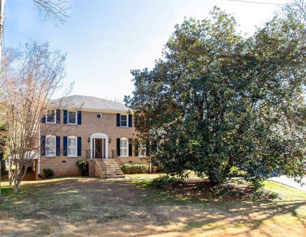 5149 Lakesprings Drive, Dunwoody, GA 30338 (MLS #6670861) :: Kennesaw Life Real Estate