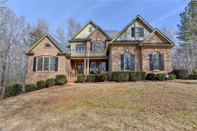 2736 Roller Mill Drive, Jefferson, GA 30549 (MLS #6670877) :: North Atlanta Home Team