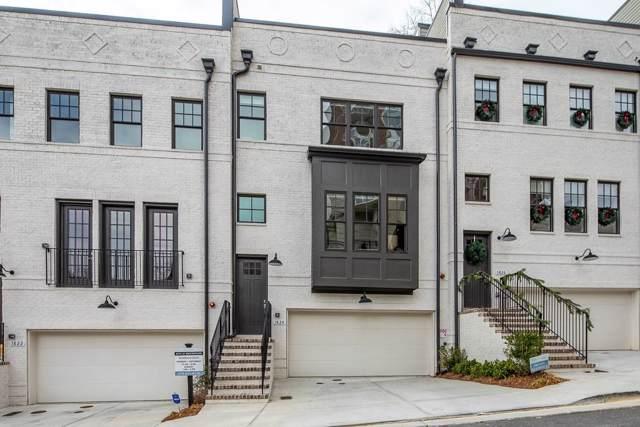 1824 Huntington Hills Lane NW, Atlanta, GA 30309 (MLS #6670882) :: Community & Council