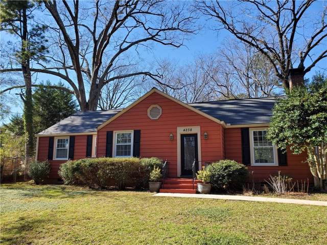 4238 Peachtree Dunwoody Road NE, Atlanta, GA 30342 (MLS #6670892) :: RE/MAX Paramount Properties