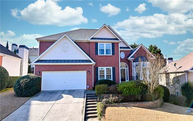 3337 Hidden Trail Road SE, Smyrna, GA 30082 (MLS #6670894) :: Kennesaw Life Real Estate