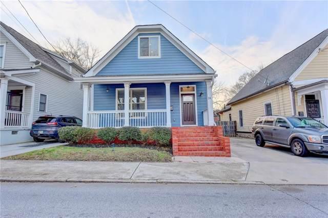 24 Howell Street, Atlanta, GA 30312 (MLS #6670897) :: The Justin Landis Group