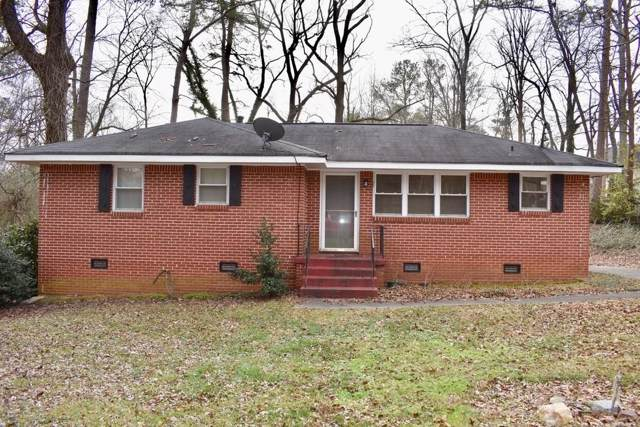 6286 Austin Dr Sw Drive, Mableton, GA 30126 (MLS #6670904) :: The Hinsons - Mike Hinson & Harriet Hinson