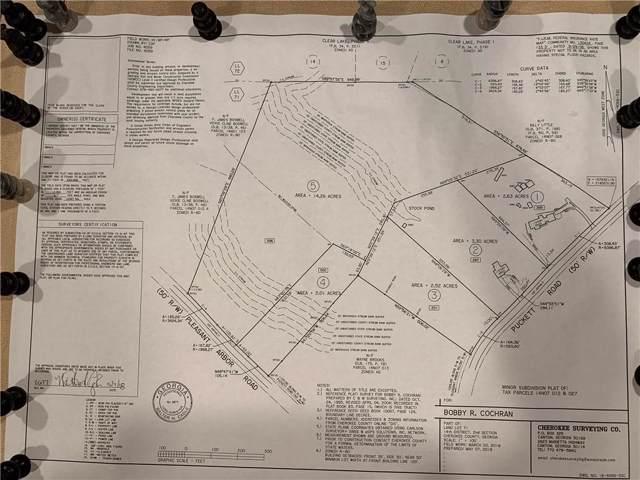 000 Pleasant Arbor Road, Waleska, GA 30183 (MLS #6670909) :: Path & Post Real Estate