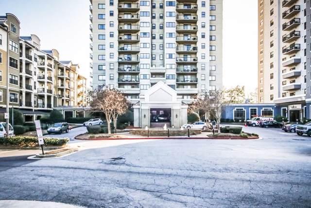 799 Hammond Drive #124, Atlanta, GA 30328 (MLS #6670911) :: Kennesaw Life Real Estate