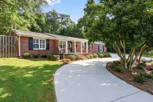 212 Victory Drive, Dallas, GA 30132 (MLS #6670919) :: Kennesaw Life Real Estate