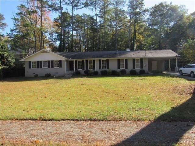 200 Holt Road NE, Marietta, GA 30068 (MLS #6670925) :: Kennesaw Life Real Estate