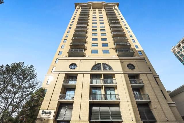 3040 Peachtree Road NW #208, Atlanta, GA 30305 (MLS #6670938) :: RE/MAX Paramount Properties