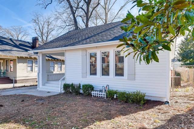 1446 Oglethorpe Avenue SW, Atlanta, GA 30310 (MLS #6670949) :: The Hinsons - Mike Hinson & Harriet Hinson