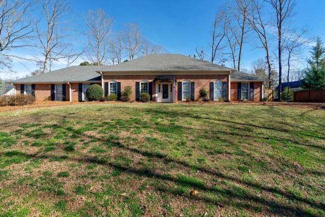 11800 Mountain Laurel Drive, Roswell, GA 30075 (MLS #6670960) :: Kennesaw Life Real Estate