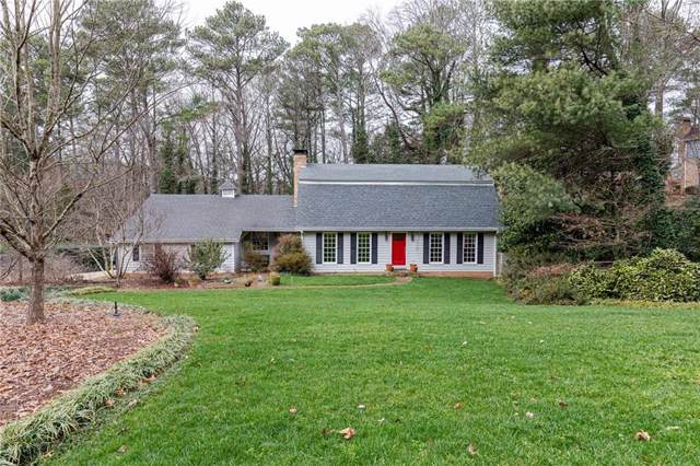 485 River Valley Road, Atlanta, GA 30328 (MLS #6670963) :: Tonda Booker Real Estate Sales