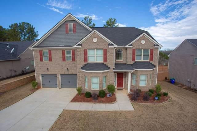 724 Hot Springs Trail, Mcdonough, GA 30252 (MLS #6670964) :: North Atlanta Home Team