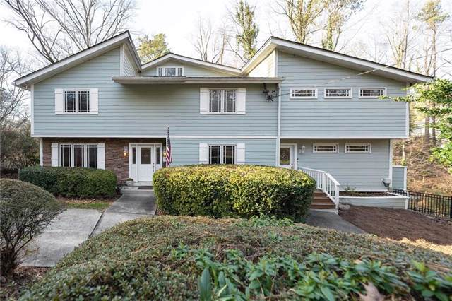 2730 Margaret Mitchell Drive, Atlanta, GA 30327 (MLS #6670967) :: Kennesaw Life Real Estate