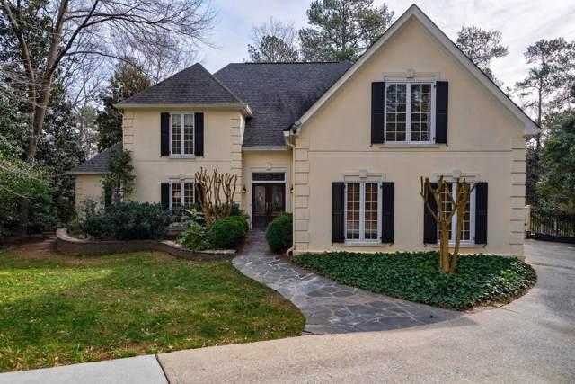 3884 Fairfax Court SE, Atlanta, GA 30339 (MLS #6670970) :: The Hinsons - Mike Hinson & Harriet Hinson