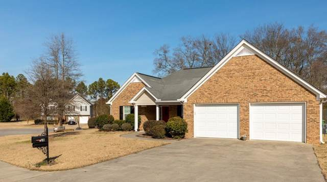10 Foothills Dr SW, Rome, GA 30165 (MLS #6670971) :: KELLY+CO
