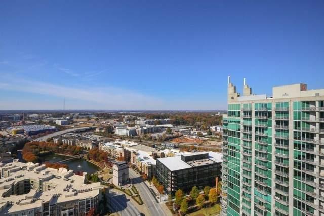 270 17th Street NW #2710, Atlanta, GA 30363 (MLS #6670975) :: RE/MAX Prestige